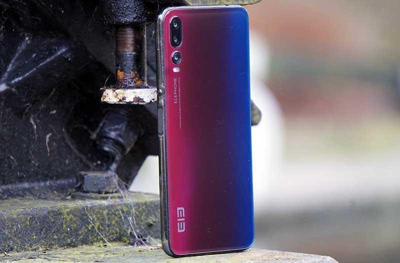 Обзор Elephone A5