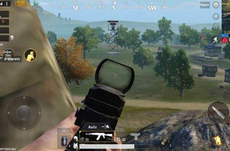 Elephone A5 в играх