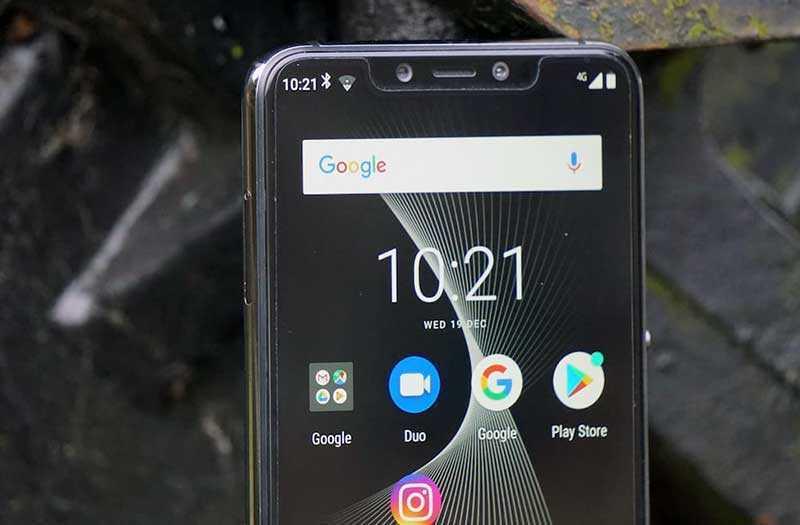 Elephone A5 обзор