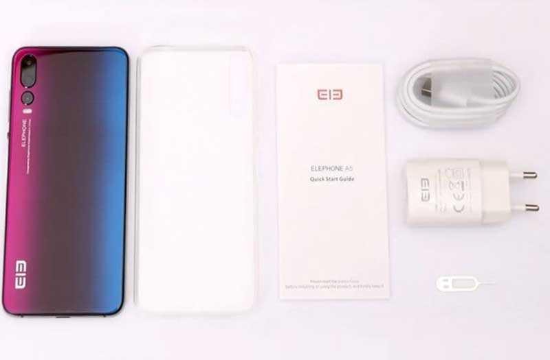 Elephone A5 характеристики