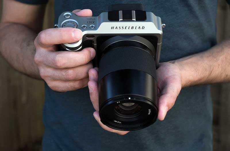 Обзор камеры Hasselblad X1D-50c