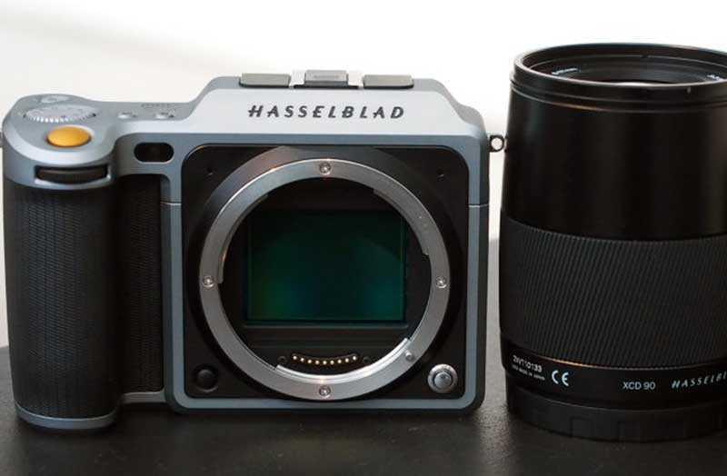 Hasselblad X1D-50c особенности Hasselblad X1D-50c