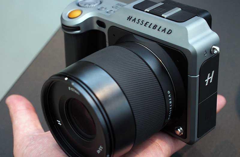 Hasselblad X1D-50c — высокие технологии и ручная сборка