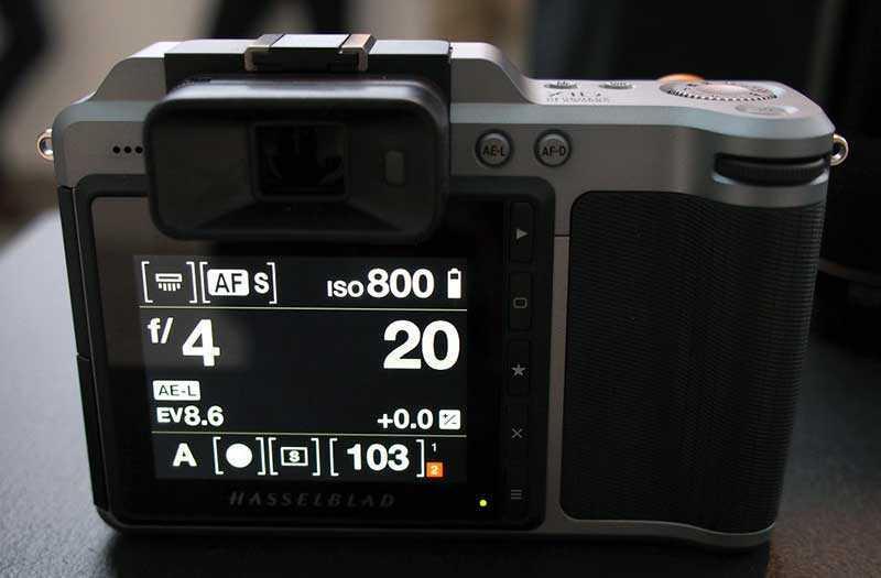 Hasselblad X1D-50c обзор