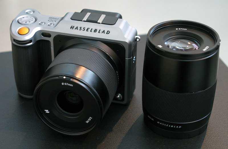 Hasselblad X1D-50c сравнение