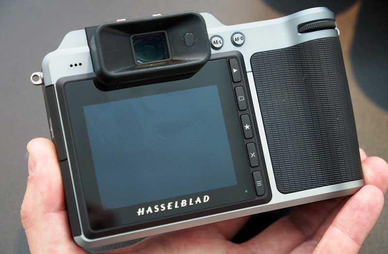 Камера Hasselblad X1D-50c