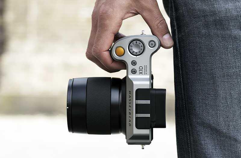 Hasselblad X1D-50c фото