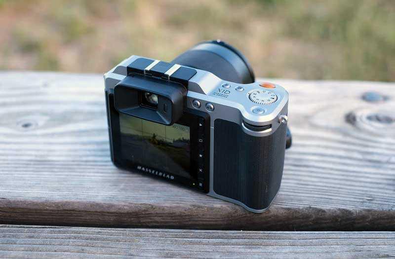 Hasselblad X1D-50c фокуссировка