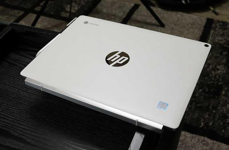 Обзор HP Chromebook x2
