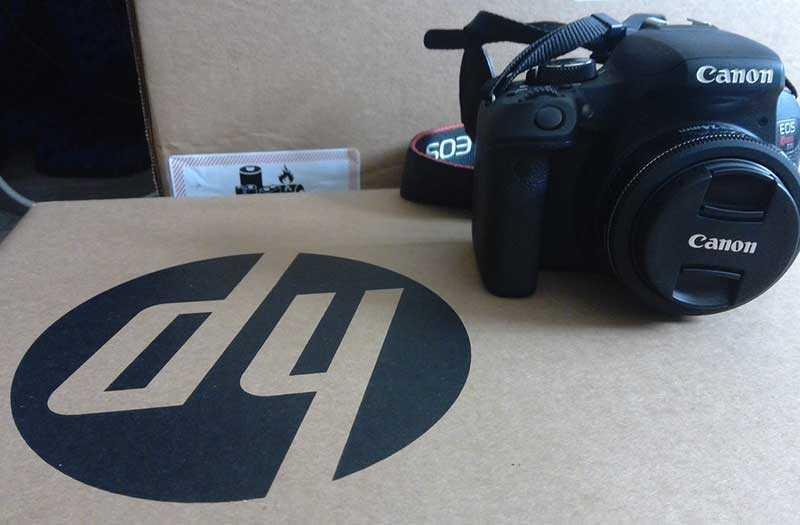 HP Chromebook x2 фото камеры