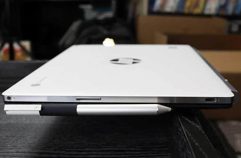HP Chromebook x2 автономность