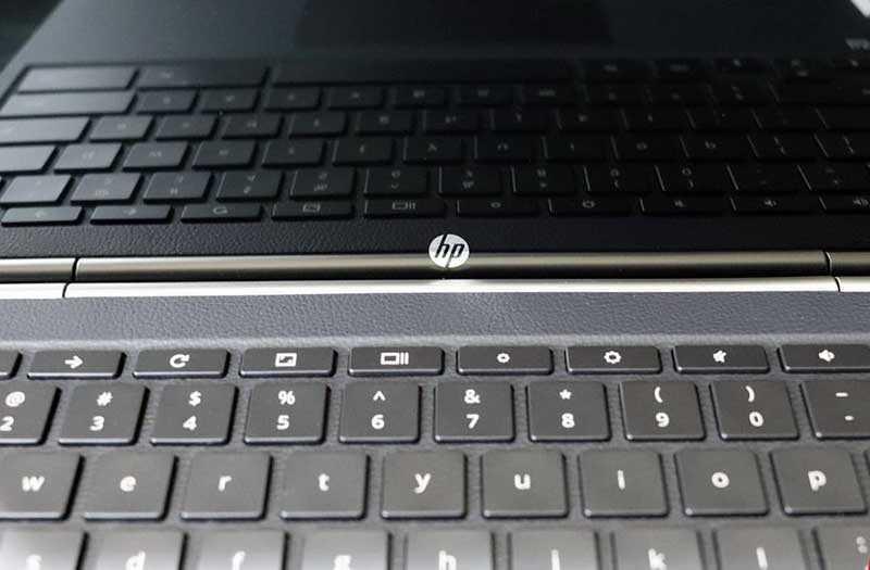 HP Chromebook x2 дисплей