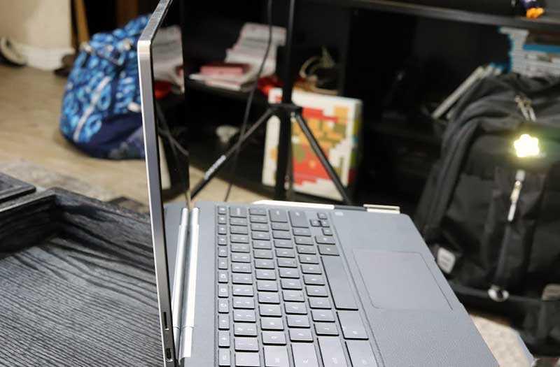 HP Chromebook x2 конструкция