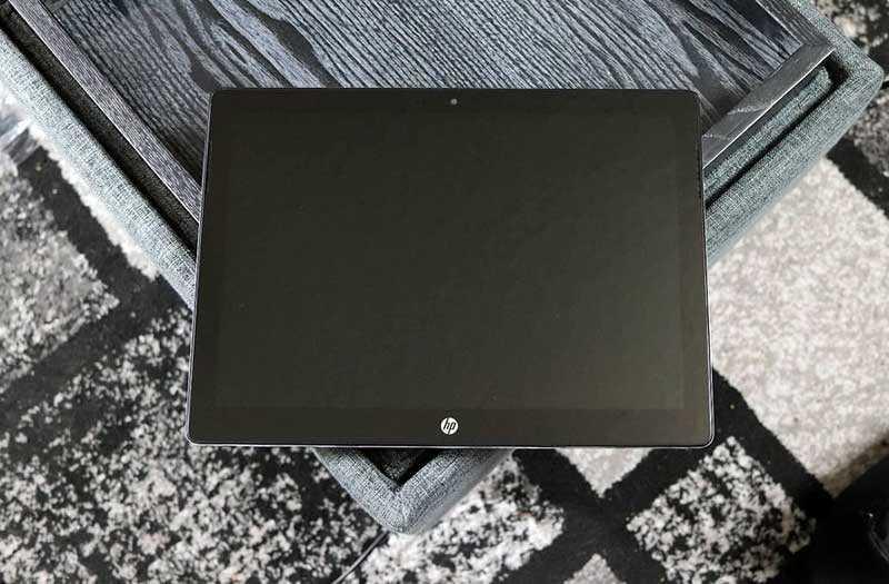 HP Chromebook x2 экран