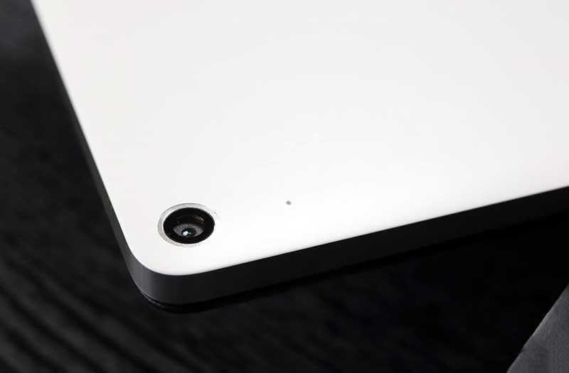 HP Chromebook x2 камера
