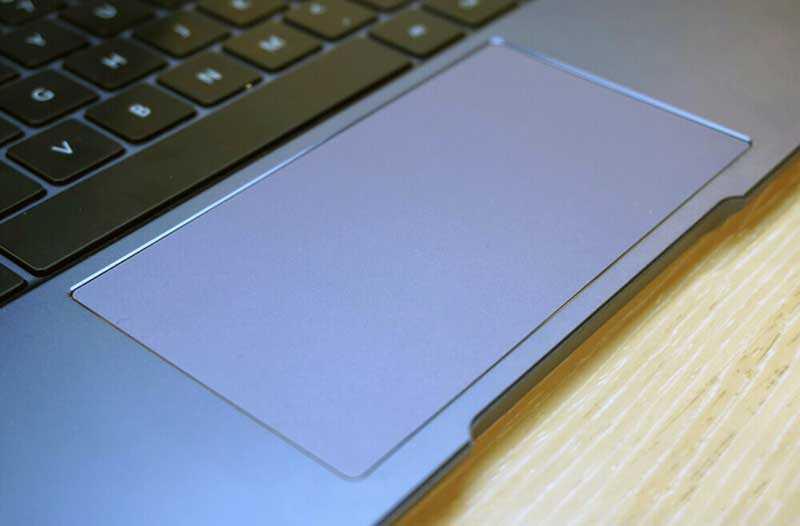 Huawei MateBook 13 тачпад