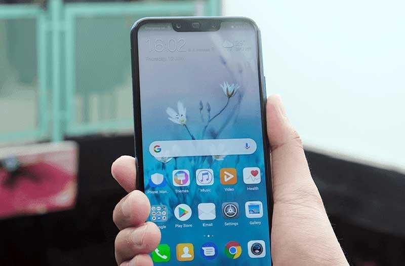 Обзор Huawei Nova 3i