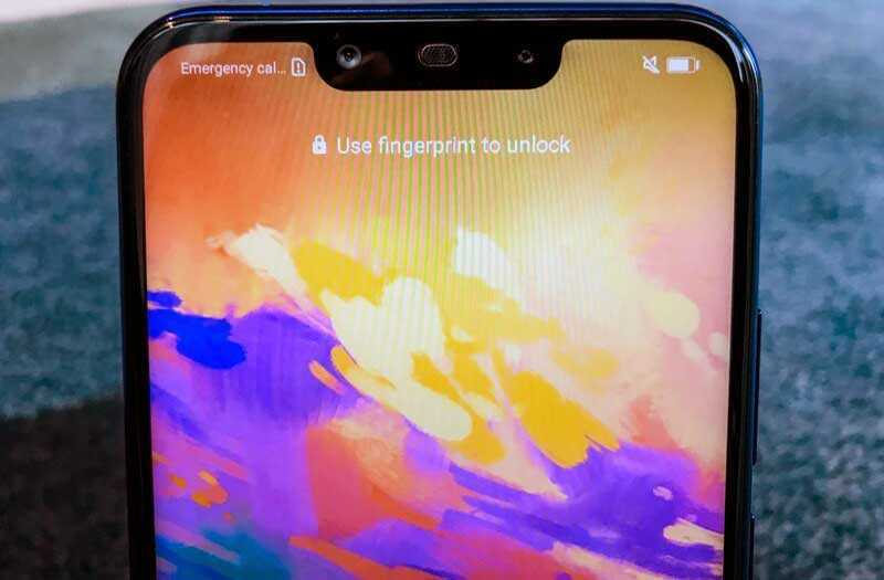 Huawei Nova 3i дисплей