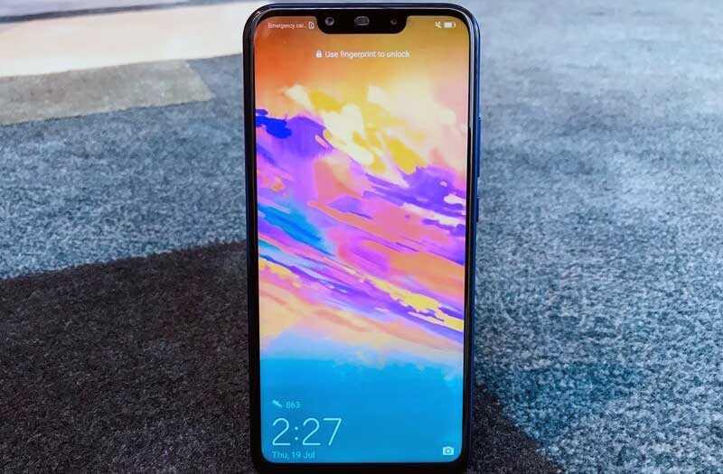 Huawei Nova 3i экран