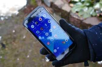 Обзор Ioutdoor Polar 3: бюджетный защищённый смартфон — Отзывы TehnObzor