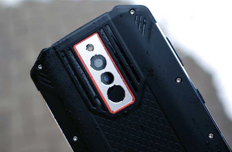 Ioutdoor Polar 3 камеры