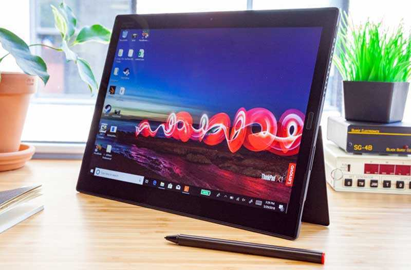 Lenovo ThinkPad X1 Tablet устройства ввода