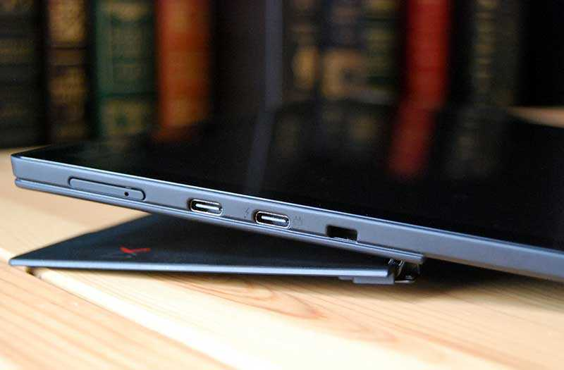 Lenovo ThinkPad X1 Tablet автономность
