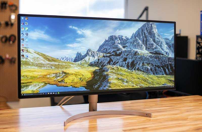 Обзор LG 34WK95U-W широкоэкранного монитора — Отзывы TehnObzor