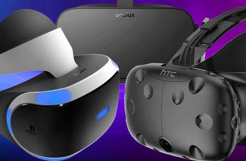Лучшие гарнитуры виртуальной реальности CES 2019