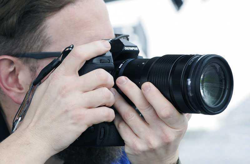 Olympus OM-D E-M1X съёмка