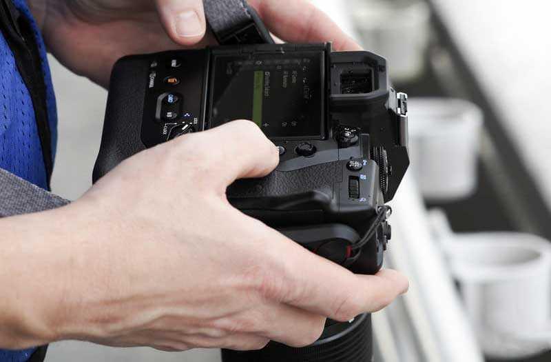 Фотокамера Olympus OM-D E-M1X