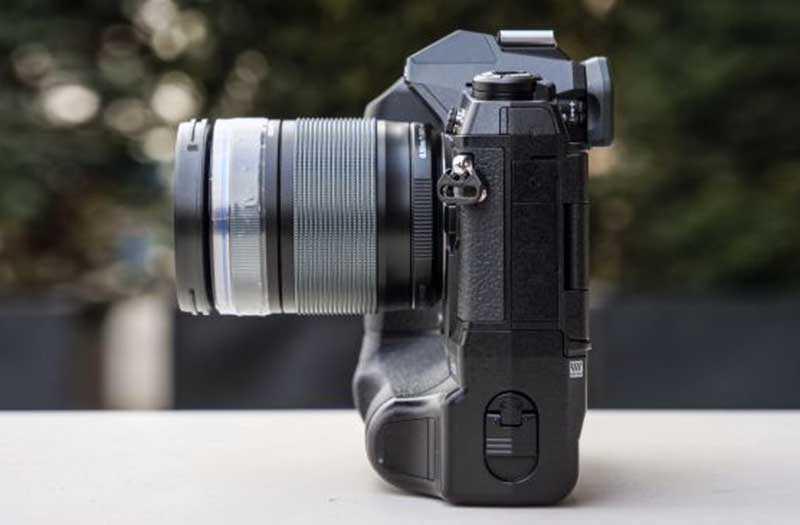 Камеры Olympus OM-D E-M1X