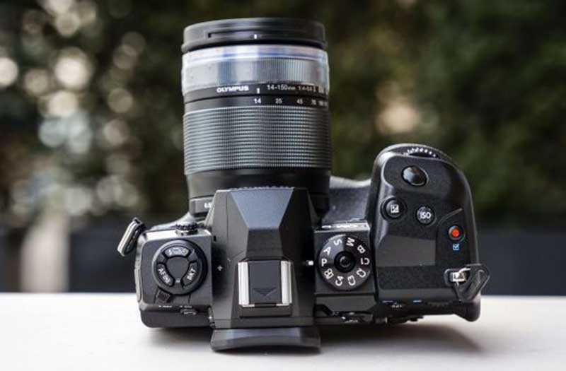 Фотоаппарат Olympus OM-D E-M1X