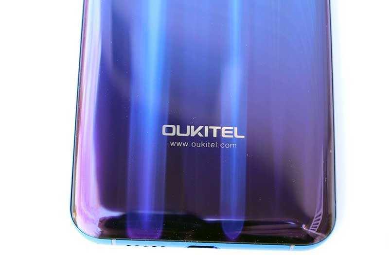 OUKITEL U23 дизайн