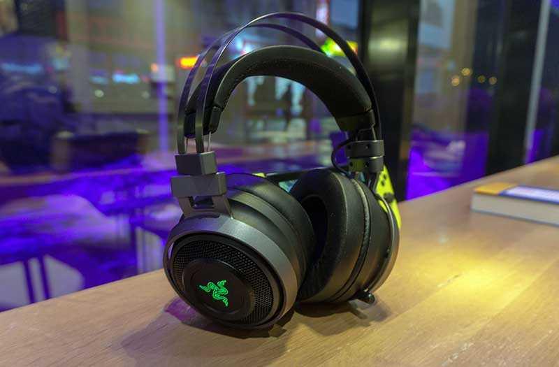 Razer Nari Ultimate аудиотехнологии