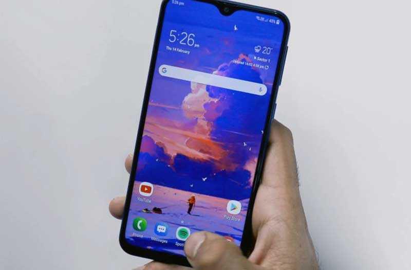 Samsung Galaxy M20 система и ПО