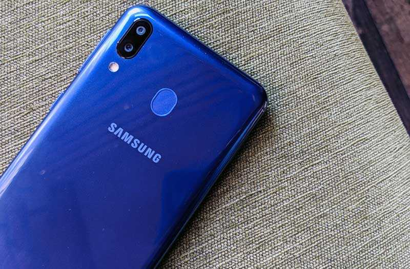 Samsung Galaxy M20 отзывы