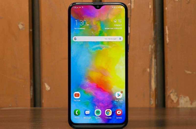 Обзор Samsung Galaxy M20: смартфон угроза Xiaomi — Отзывы TehnObzor