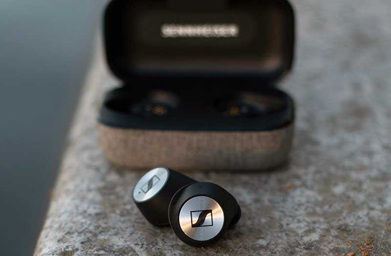 Тест Sennheiser Momentum True Wireless