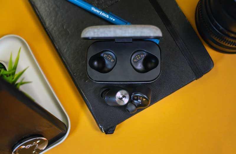 Обзор Sennheiser Momentum True Wireless: беспроводные наушники — Отзывы TehnObzor