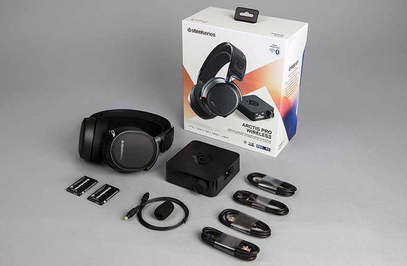 SteelSeries Arctis Pro Wireless отзывы