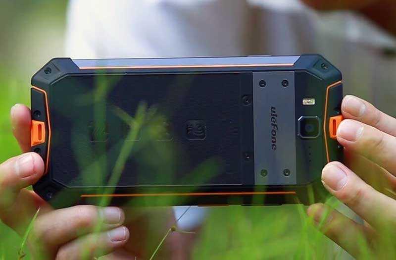 Ulefone Armor 3T камеры