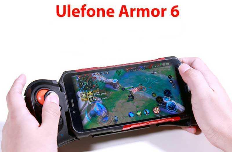 Ulefone Armor 6 игры
