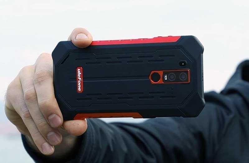 Ulefone Armor 6 камеры