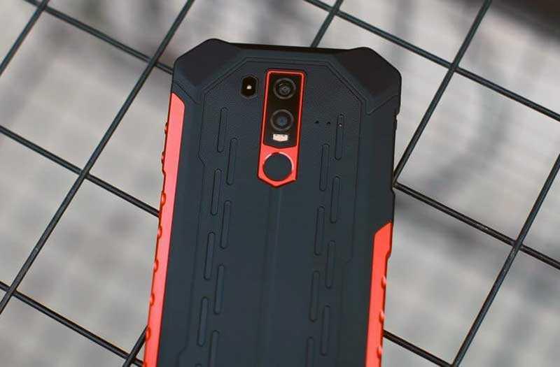 Ulefone Armor 6 подключения