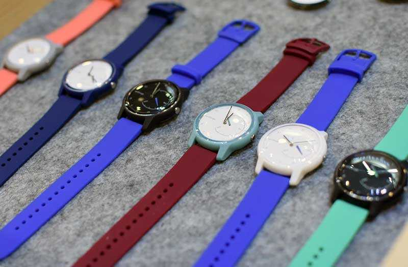 Withings Move дизайны