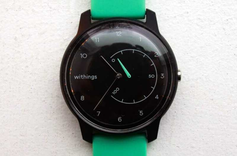 Часы Withings Move