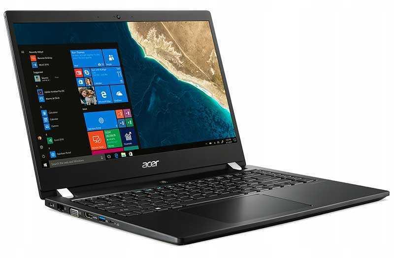 Ноутбук Acer TravelMate X3410