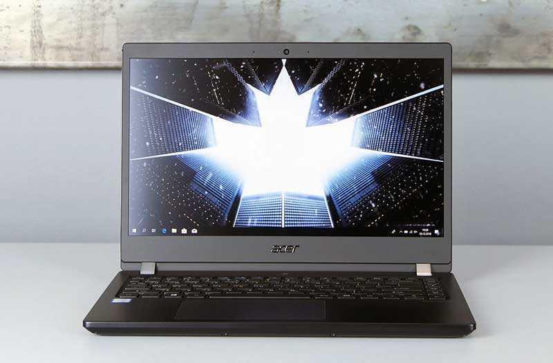 Acer TravelMate X3410 дисплей