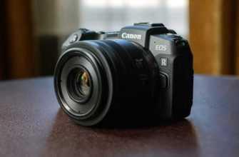 Обзор Canon EOS RP доступной полнокадровой беззеркалки — Отзывы TehnObzor